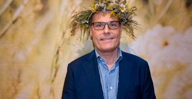 Ola Serneke, koncernchef för Serneke.  Jessica Gow/TT / TT NYHETSBYRÅN