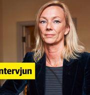 Karolina Ekholm Simon Rehnstr m/SvD/TT / TT NYHETSBYRÅN