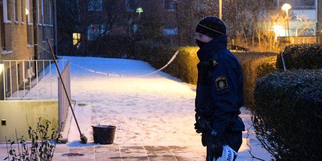 Kritik mot polisinsats dar 28 aring dodades