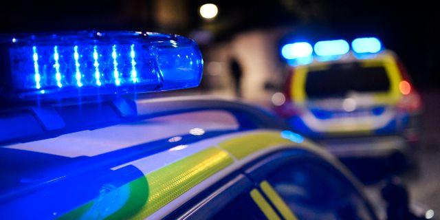 Misstankt mord i upplands vasby 1