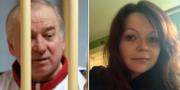 Ex-spionen Sergej Skripal och hans dotter Julia Skripal. Arkivbilder. TT