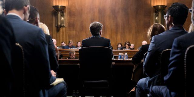 Senaten har tagit emot FBI-rapport – röstar på fredag - ƒPlus c32ee67324973