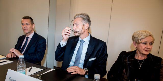 Mads Claus Rasmussen / TT NYHETSBYRÅN/ NTB Scanpix