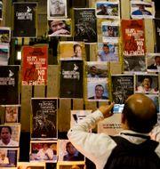 Mördade journalister i Mexiko. Rebecca Blackwell / TT / NTB Scanpix
