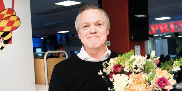 Klas Granström. Olle Sporrong / Expressen