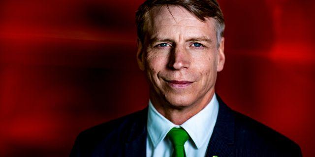 Per Bolund.  Staffan Löwstedt/SvD/TT / TT NYHETSBYRÅN