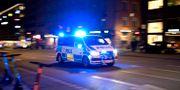 Arkivbild på polisbil.  Janerik Henriksson/TT / TT NYHETSBYRÅN
