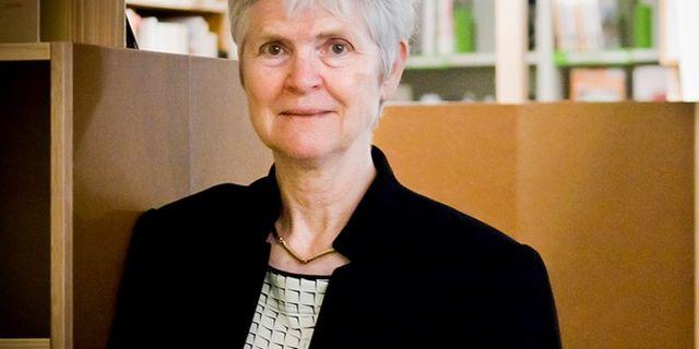 Inger Enkvist. Foto: Instituto Cervantes Estocolmo