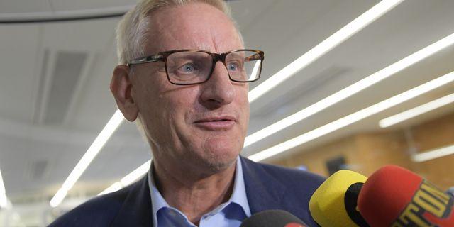 Carl Bildt. Maja Suslin/TT / TT NYHETSBYRÅN
