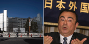Tokyos häktningscenter (Tokyo Detention Center) där Carlos Ghosn sitter häktad. TT.