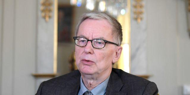Anders Olsson.  Janerik Henriksson/TT / TT NYHETSBYRÅN