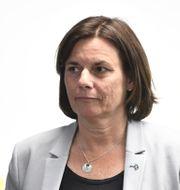 Isabella Lövin. Ali Lorestani/TT / TT NYHETSBYRÅN