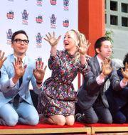 """AT&T:s WarnerMedia har säkrat rättigheterna till """"Big Bang Theory"""" just för HBO Max. FREDERIC J. BROWN / AFP"""