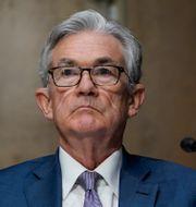 Fed-chefen Jerome Powell. Susan Walsh / TT NYHETSBYRÅN