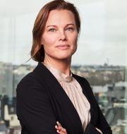 Anna Strömberg, hållbarhetsansvarig och fondförvaltare på Carnegie Fonder.  Pressbild