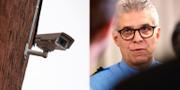 Rikspolischef Anders Thornberg.  TT