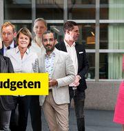 Emil Källström (C), Elisabeth Svantesson (M), Jakob Forssmed (KD), Ulla Andersson (V), Karolina Skog (MP), Arman Teimouri (L) och Oscar Sjöstedt (SD) har alla svarat på fPlus/Arbetsmarknadsnytts frågor om höstbudgeten. Socialdemokraterna med finansminister Magdalena Andersson avböjer medverkan. TT