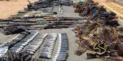 Vapen i Kamerun. Illustrationsbild. AUDU MARTE / AFP