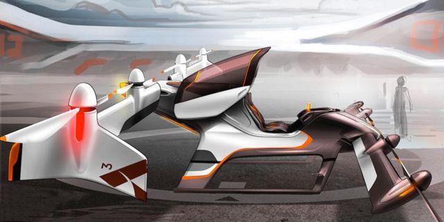 Zach Lovering, som leder Airbus projekt vid namn Vahan, liknar de nya bilarna vid ett tåg som har en färdig rutt före avfärd. Airbus