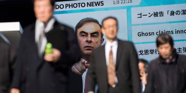 BEHROUZ MEHRI / AFP