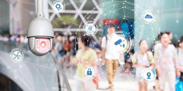 Övervakningsutrustning för städer är en marknad som frodas just nu.  Shutterstock