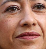 Samira Ahmed  Yui Mok / TT NYHETSBYRÅN