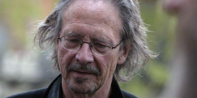 Peter Handke. Arkivbild. VISAR KRYEZIU / TT NYHETSBYRÅN