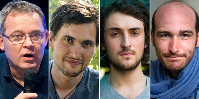 Chatta om de bortforda journalisterna i syrien