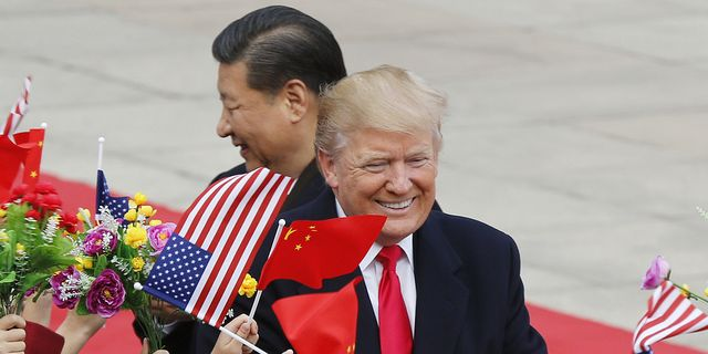 Kina och usa i samtal om wto
