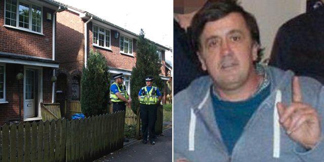 Mannens bostads genomsöks i Cardiff / Darren Osborne TT / Privat