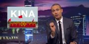 Skärmdump SVT:s program Svenska Nyheter