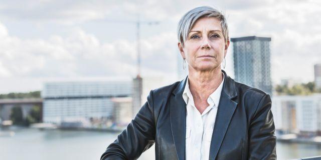 Liza Nyberg Veronica Johansson/SvD/TT / TT NYHETSBYRÅN