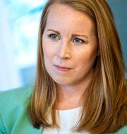 Annie Lööf.  Claudio Bresciani / TT / TT NYHETSBYRÅN