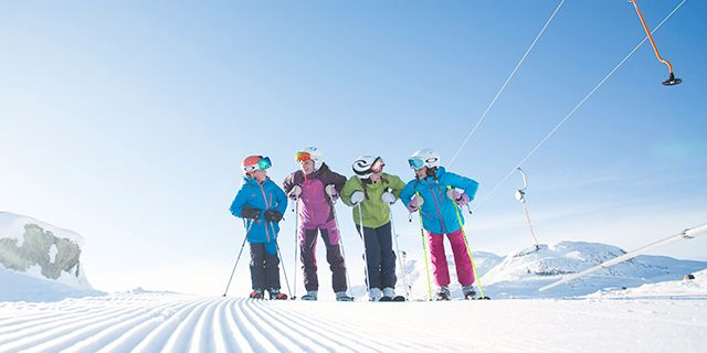 SkiStars nya fun slopes är inspirerade av Skicross-arenor och Snow Parks. SkiStar