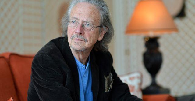 Peter Handke.  BARBARA GINDL / APA