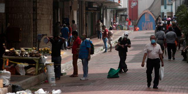 Arkivbild: Panama City Arnulfo Franco / TT NYHETSBYRÅN