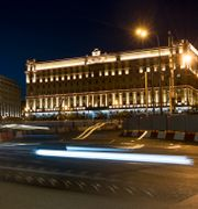 FSB:s högkvarter. Arkivbild. Alexander Zemlianichenko / TT NYHETSBYRÅN
