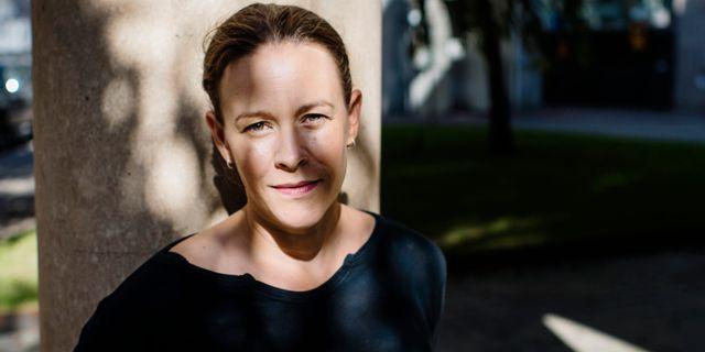Maria Wetterstrand. Vilhelm Stokstad / SCANPIX / TT NYHETSBYRÅN