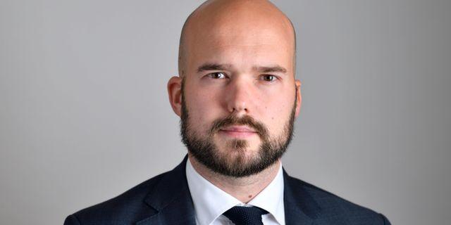David Josefsson. Henrik Montgomery/TT / TT NYHETSBYRÅN
