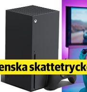 Konsolkriget bryter ut i november och de svenska spelarna måste betala mer än andra. Sony/Microsoft/Mostphotos