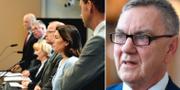 Roger Richtoff är kritisk till att de borgerliga partierna lämnar försvarsberedningen. TT
