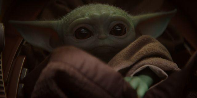 """""""The Mandalorian"""" är kanske mest känd för karaktären som i media och bland fans kallas för Baby Yoda. TT NYHETSBYRÅN"""
