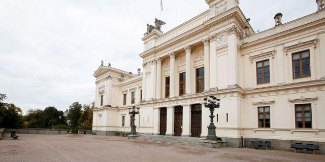 Lunds universitet. Arkivbild. Stig-Åke Jönsson/TT / TT NYHETSBYRÅN