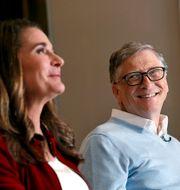 Melinda och Bill Gates Elaine Thompson / TT NYHETSBYRÅN