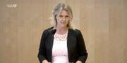 Ann-Christine From Utterstedt. Riksdagen
