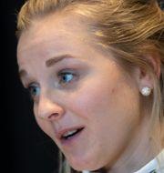 Stina Nilsson. Fredrik Sandberg/TT / TT NYHETSBYRÅN