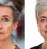 Maria Persdotter, RBU och Åsa Furén-Thulin, SKL.   Pressbild, Thomas Carlgren.