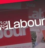 Labours hemsida. TT NYHETSBYRÅN