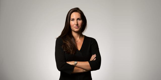 Natali Engstam Phalén, generalsekreterare Institutet Mot Mutor.