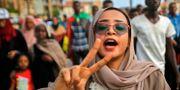 Sudaneser har protesterat på gatorna. ASHRAF SHAZLY / AFP